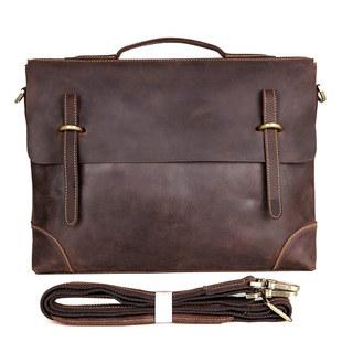 J.M.D сумасшедший 马皮 мужчины сумку досуг сумку ручной документов кожной мужчины сумку 7228 Баотоу слой
