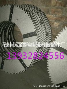 【厂家直销】通井机修井机石油钻机优质刹车块盘式 鼓式摩擦片