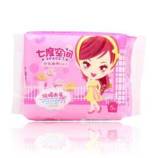 5 - 7 градусов пространства кусок хлопчатобумажной санитарно - гигиенические салфетки ежедневно (единый пакет QSC6105) 245