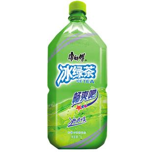 康师傅冰绿茶1L*8瓶