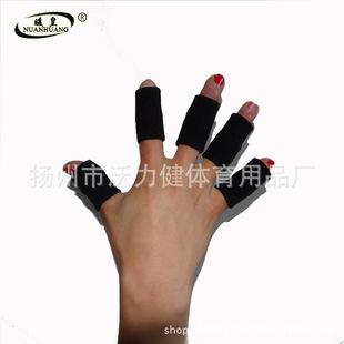 暖皇厂家直销专业秋冬季保暖防寒运动篮球排球防护手指套男女定制