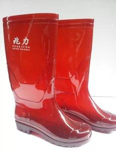 厂家直销男单茶色高筒雨靴、雨鞋/特种工矿雨靴、牛筋雨靴雨鞋