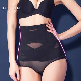 夏季女士高腰收腹内裤产后超薄提臀束腰收腹裤美体塑身裤厂家直销