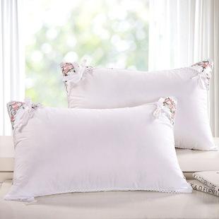 одноместный лаванды 48cm*74cm вышивки подушка