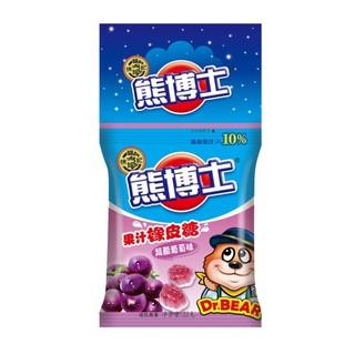 徐福记熊博士橡皮糖袋装22g*20包*6袋