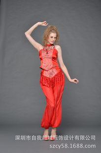 """厂家派对cosplay动漫服装舞台表演""""纽约街""""系列阿拉伯连衣裙"""