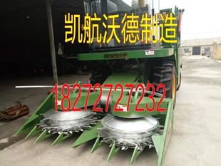宁夏大型玉米青储收割机青草青储机青草收获机 大型牧草收割机