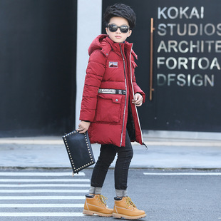 男童时尚新款棉服  尺码:120-170 正码:建议身高:1
