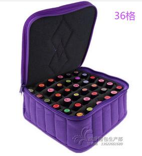 现货环保doTERRA多特瑞精油瓶36格15ML精油收纳包分装包化妆包