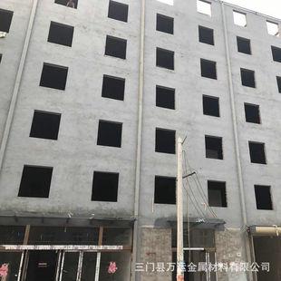 出售河南稀有精品七层钢构厂房 9成新二手钢结构公司办公楼