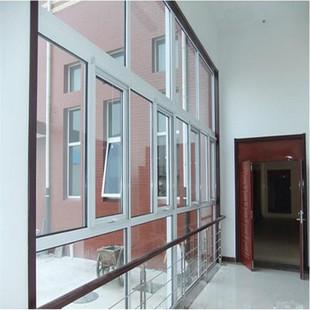 厂家多款系列铝合金门窗生产定制坚美牌平开窗中空弧形玻璃窗