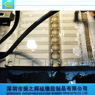 深圳坪山硅橡胶制品加工 硅橡胶制品非标件订制加工  开模加工