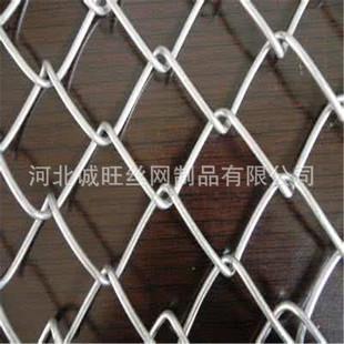 球场护栏网厂家定制球场勾花网 篮球场地围网 优质