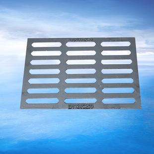 大量销售 批发水沟盖板 高强度水沟盖板  多孔水沟盖板