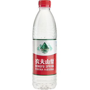 фермер весной природной питьевой воды 550ml*28 бутылки