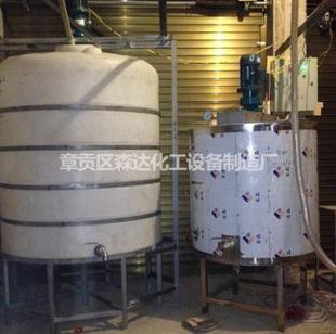 节能环保建筑108胶水反应釜 环保反应釜设备606胶水901胶水生产设