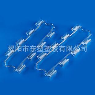 厂家直销  S边16管专用 优质透明水晶片   PC门片S16H2.2 全透明