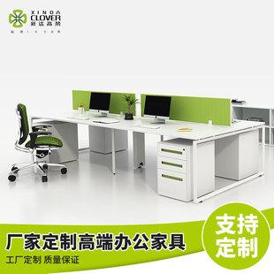 简易会议桌办公桌子电脑桌老板桌会客员工培训大班桌批发定制FIT