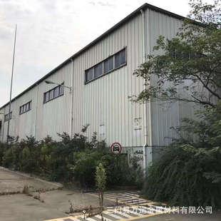 供应苏州张家港带行车钢结构厂房 二手钢结构库房 旧厂房