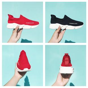 увеличение в резиновые без Нери молодежи второй слой ткани клей обувь обувь свиной ле фу юн летом в голову с белозубый