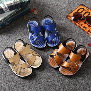 новый детей тапочки мальчиков ребенок противоскользящее начало малыша обувь утолщение ванной сандалии ребенок обувь