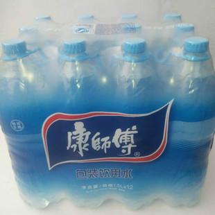 Шифу, расфасованной питьевой воды 1 500 мл * 12 бутылок / коробка