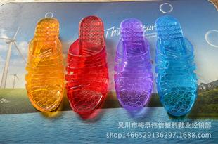 厂家直销高跟透明水晶836