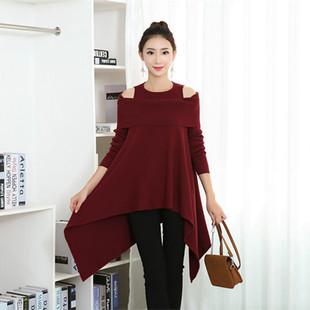 一件代发2017秋冬季新款女装女式毛衣韩版时尚女装针织衫加工定制