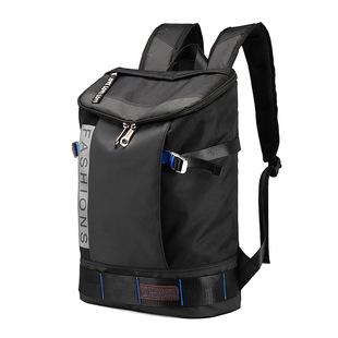 路拓朗男士双肩包大容量旅行包大学生背包牛津纺防泼水电脑包批发