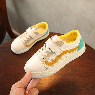 2018 новый летний детей сети спортивной обуви девочек корейский поверхности обуви обувь детская обувь мальчиков сети дыхания ребенка прилив