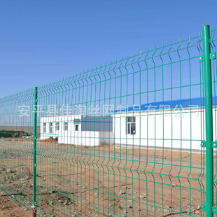 双边丝护栏网高速公路护栏 机场隔离安全网