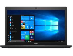 13 - дюймовый ноутбук Dell 7380