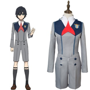 DARLING in the FRANXX 广cos制服 cosplay服装