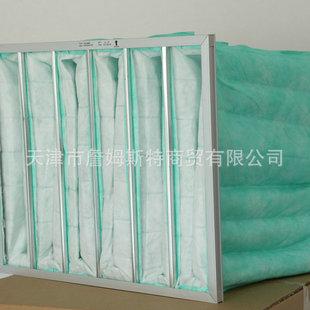 热销推荐高品质 盒式耐温过滤器 袋式过滤器 高效过滤器