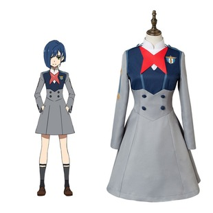 DARLING in the FRANXX 莓cos制服 cosplay服装