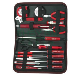 现货增票正品 力易得电子工具组套,19件套装,E1127