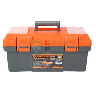 现货增票正品 钢盾 强力塑料工具箱19寸,S024006
