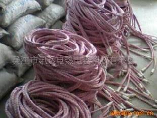 供应陶瓷绳子加热器,绳型陶瓷加热器,电加热绳