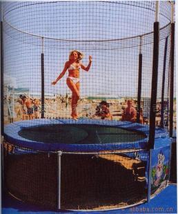 Банджи - джампинг циркуляр батут поставок товаров для взрослых, детей, банджи - трамплин, прыгает в постель, прыгать спортивный инвентарь
