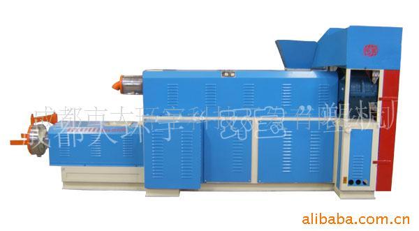 再生塑料单螺杆造粒机械 塑料再生机械 塑料造粒机械设备