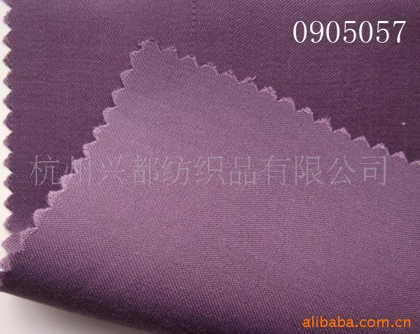 120D*32S人丝人棉缎纹面料