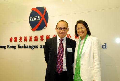 中国最成功的创业夫妻!(组图) 创业故事 夫妻创业 成功故事 创业